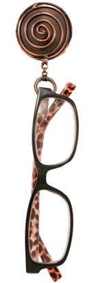 Peep Hold magentic eyeglass holder - K-12
